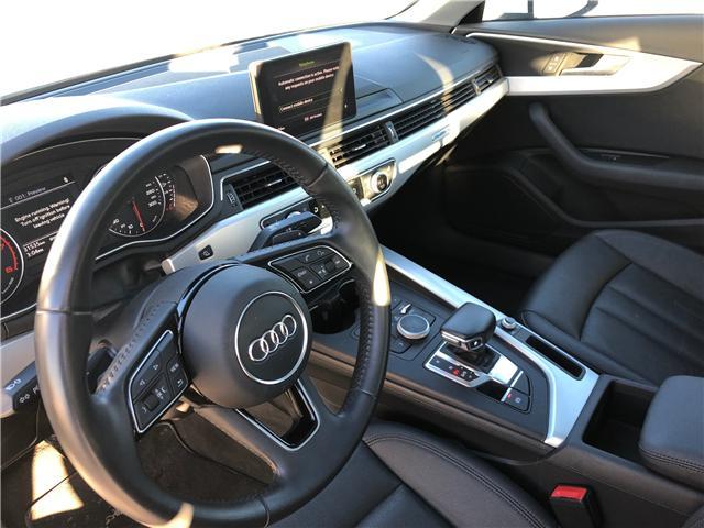2018 Audi A4 2.0T Komfort (Stk: A3826) in Saskatoon - Image 15 of 22
