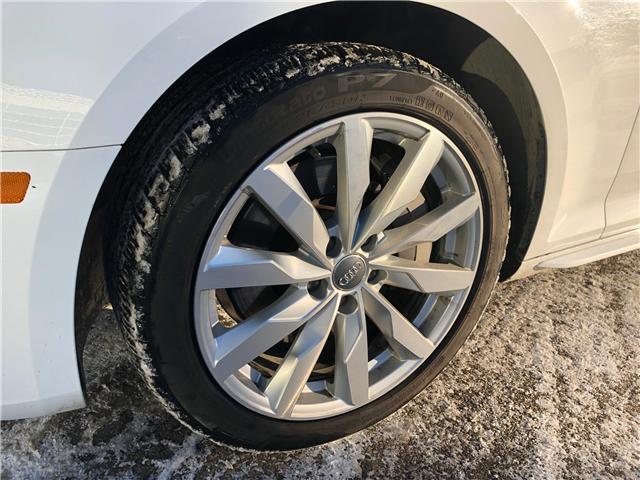 2018 Audi A4 2.0T Komfort (Stk: A3826) in Saskatoon - Image 21 of 22