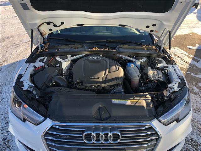 2018 Audi A4 2.0T Komfort (Stk: A3826) in Saskatoon - Image 22 of 22