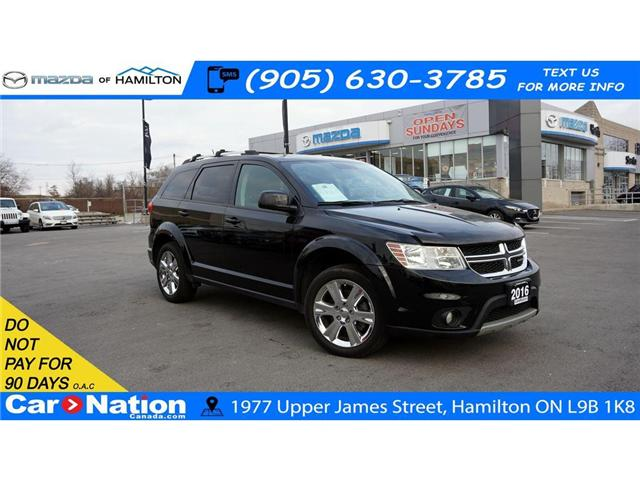 2016 Dodge Journey SXT/Limited (Stk: CN5052A) in Hamilton - Image 1 of 30