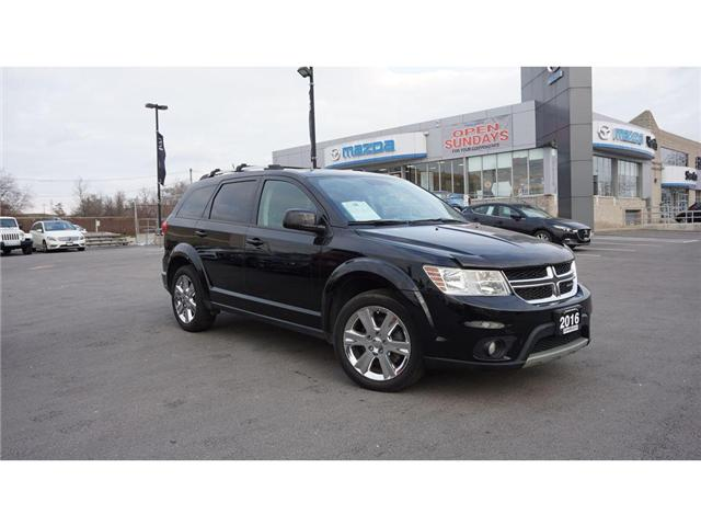 2016 Dodge Journey SXT/Limited (Stk: CN5052A) in Hamilton - Image 2 of 30