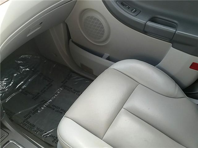 2007 Chrysler Pacifica Touring (Stk: U953A) in Hebbville - Image 16 of 19