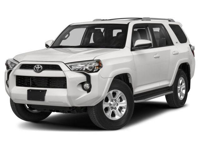 2018 Toyota 4Runner Limited Package 7-Passenger (Stk: D2860424) in Calgary - Image 1 of 9