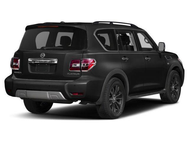 2019 Nissan Armada Platinum (Stk: U096) in Ajax - Image 3 of 9