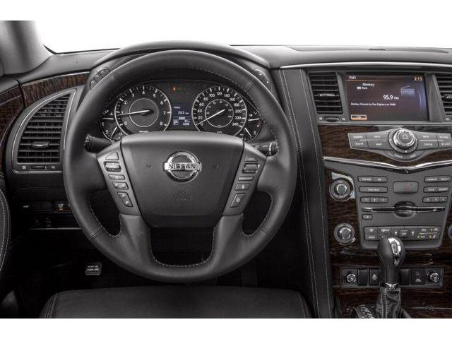 2019 Nissan Armada Platinum (Stk: U096) in Ajax - Image 4 of 9