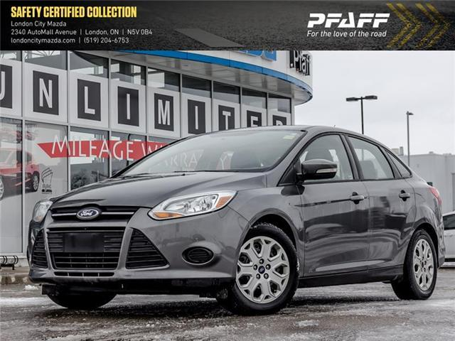 2013 Ford Focus SE (Stk: LM8585A) in London - Image 1 of 13