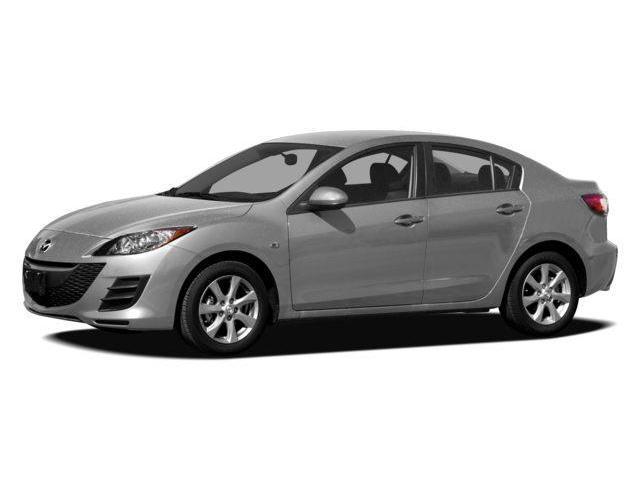 2010 Mazda Mazda3 GT (Stk: 190405A) in Edmonton - Image 1 of 1