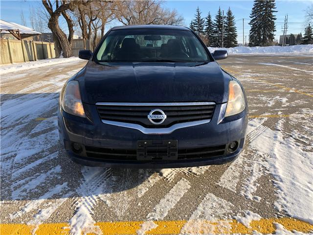 2009 Nissan Altima 2.5 S (Stk: 9799.0) in Winnipeg - Image 2 of 21