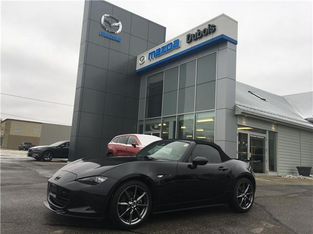 2017 Mazda MX-5 GT (Stk: UC5712) in Woodstock - Image 1 of 17