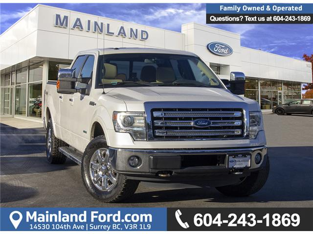 2013 Ford F-150 Lariat (Stk: 8F15931A) in Surrey - Image 1 of 29