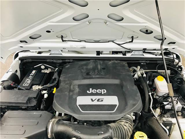 2016 Jeep Wrangler Unlimited Sport (Stk: LF009280A) in Surrey - Image 25 of 27