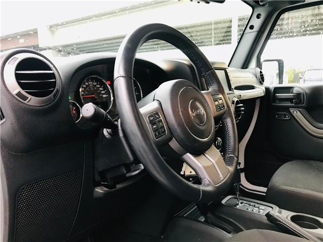 2016 Jeep Wrangler Unlimited Sport (Stk: LF009280A) in Surrey - Image 12 of 27