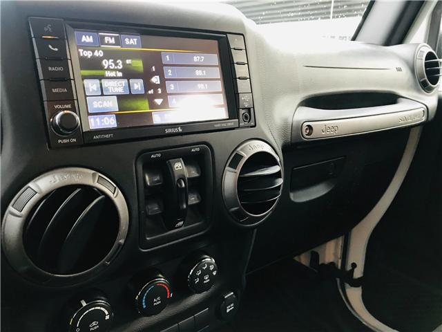 2016 Jeep Wrangler Unlimited Sport (Stk: LF009280A) in Surrey - Image 19 of 27