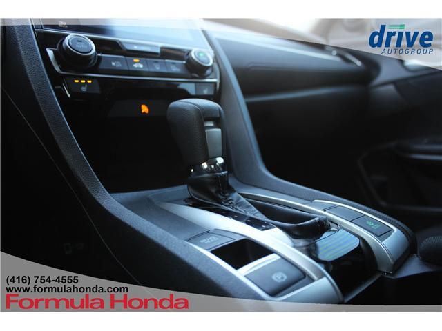 2018 Honda Civic EX (Stk: 18-2191B) in Scarborough - Image 15 of 28