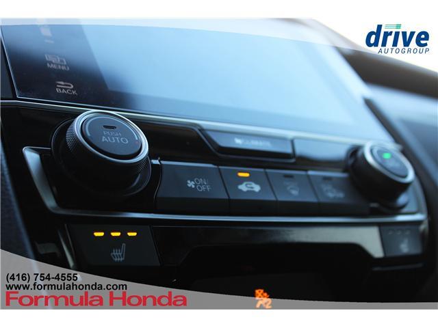 2018 Honda Civic EX (Stk: 18-2191B) in Scarborough - Image 14 of 28