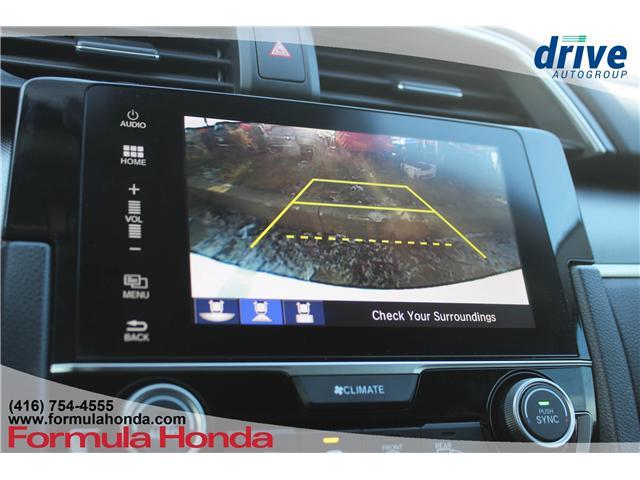 2018 Honda Civic EX (Stk: 18-2191B) in Scarborough - Image 11 of 28