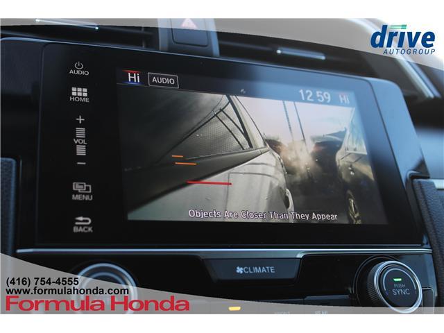 2018 Honda Civic EX (Stk: 18-2191B) in Scarborough - Image 12 of 28