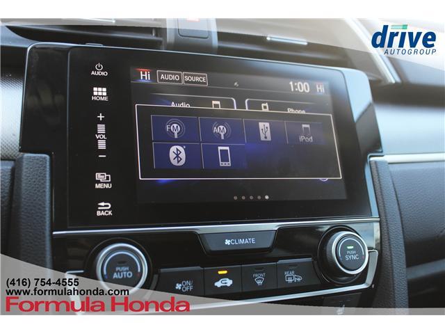 2018 Honda Civic EX (Stk: 18-2191B) in Scarborough - Image 13 of 28