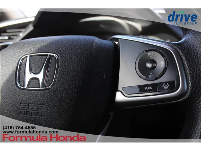 2018 Honda Civic EX (Stk: 18-2191B) in Scarborough - Image 18 of 28
