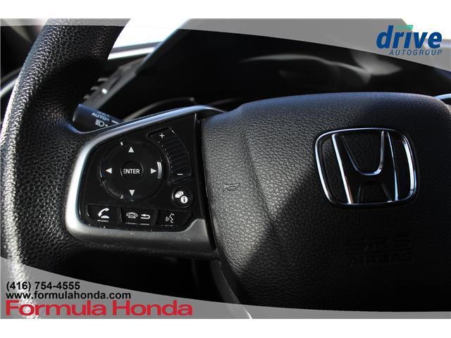 2018 Honda Civic EX (Stk: 18-2191B) in Scarborough - Image 17 of 28