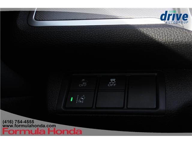 2018 Honda Civic EX (Stk: 18-2191B) in Scarborough - Image 21 of 28