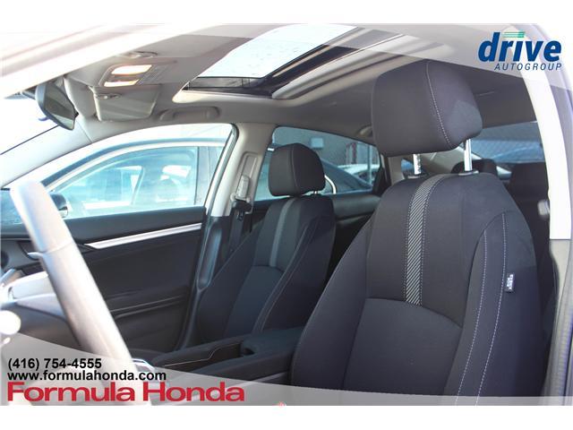 2018 Honda Civic EX (Stk: 18-2191B) in Scarborough - Image 8 of 28