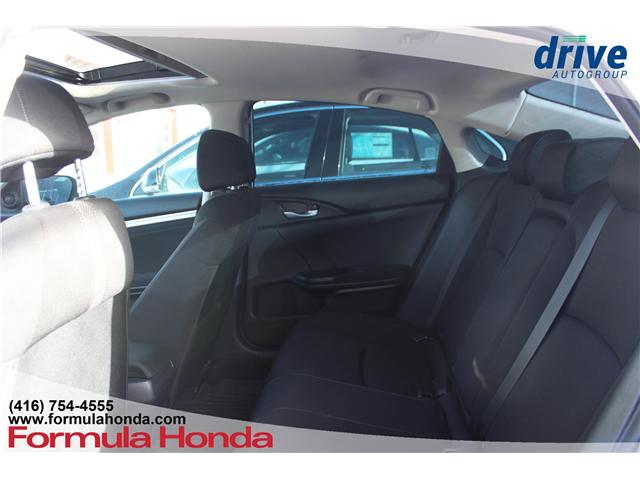 2018 Honda Civic EX (Stk: 18-2191B) in Scarborough - Image 22 of 28
