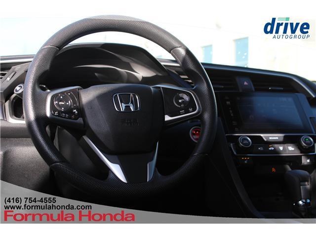 2018 Honda Civic EX (Stk: 18-2191B) in Scarborough - Image 9 of 28