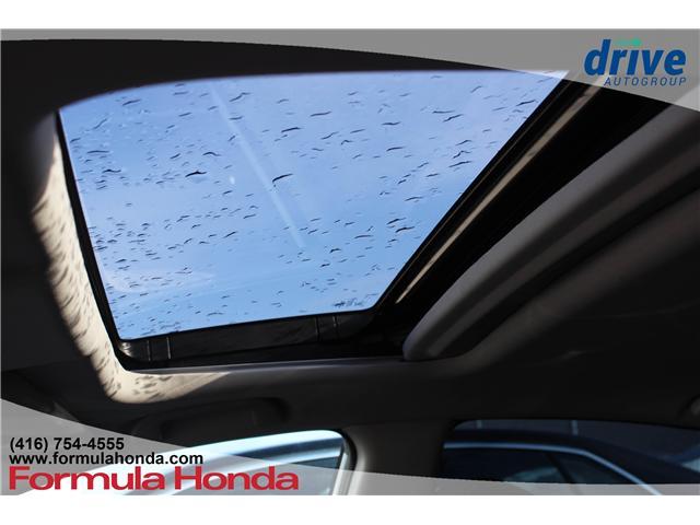 2018 Honda Civic EX (Stk: 18-2191B) in Scarborough - Image 16 of 28