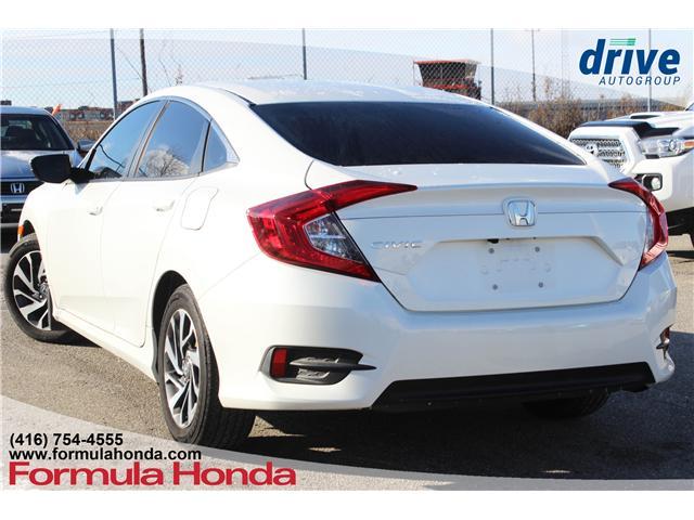 2018 Honda Civic EX (Stk: 18-2191B) in Scarborough - Image 5 of 28