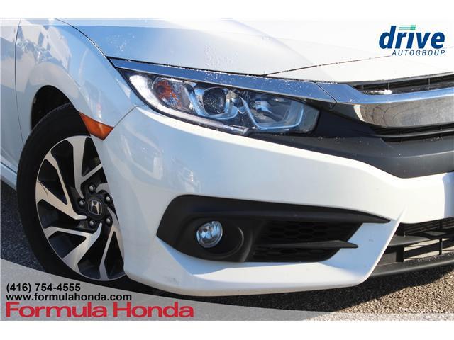 2018 Honda Civic EX (Stk: 18-2191B) in Scarborough - Image 23 of 28