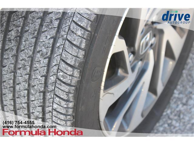 2018 Honda Civic EX (Stk: 18-2191B) in Scarborough - Image 24 of 28