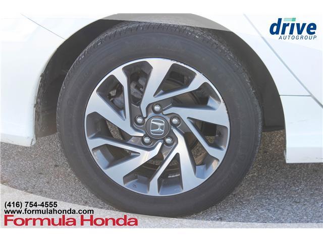 2018 Honda Civic EX (Stk: 18-2191B) in Scarborough - Image 25 of 28