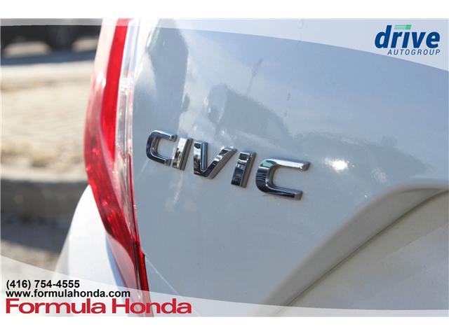 2018 Honda Civic EX (Stk: 18-2191B) in Scarborough - Image 26 of 28