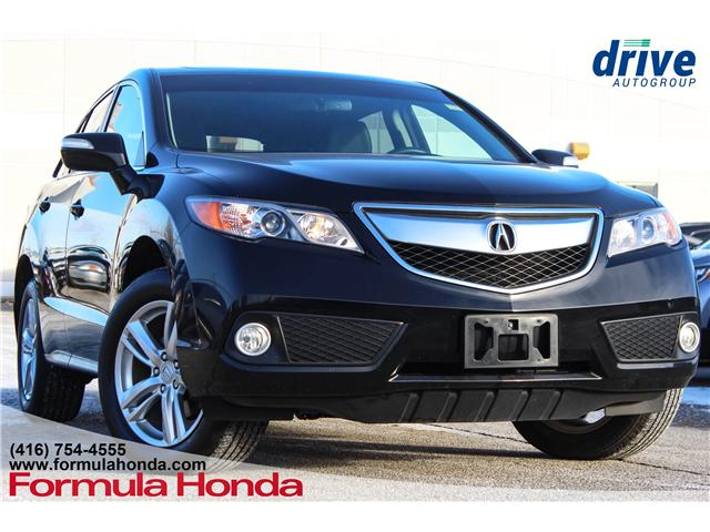 2014 Acura RDX Base (Stk: 19-0428A) in Scarborough - Image 1 of 27