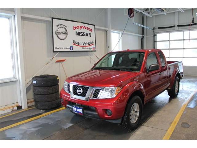 2016 Nissan Frontier SV (Stk: P0635) in Owen Sound - Image 1 of 11