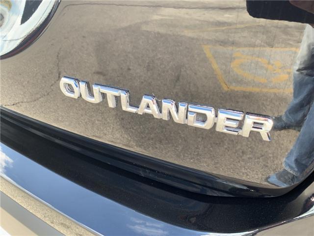 2018 Mitsubishi Outlander ES (Stk: JZ612493) in Sarnia - Image 7 of 23