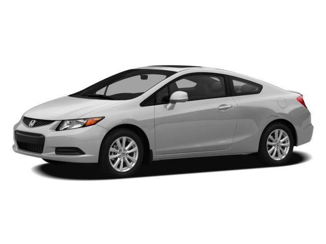 2012 Honda Civic EX (Stk: U12194) in Barrie - Image 1 of 1