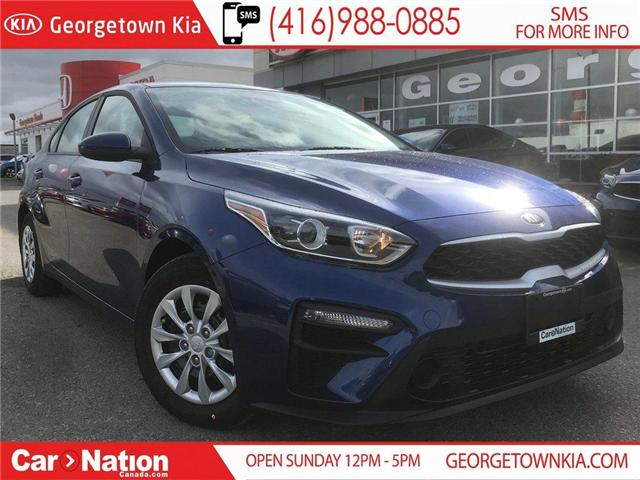 2019 Kia Forte LX $132 BI WEEKLY| BACK CAM| BLUETOOTH| HTD SEATS (Stk: FO19021) in Georgetown - Image 1 of 25