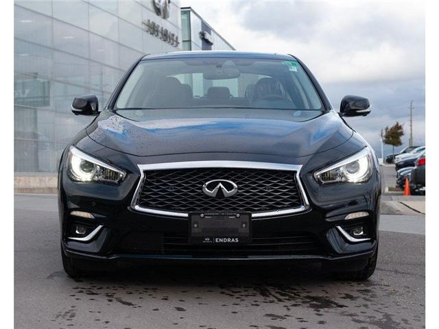 2019 Infiniti Q50 3.0t LUXE (Stk: 50536) in Ajax - Image 2 of 30