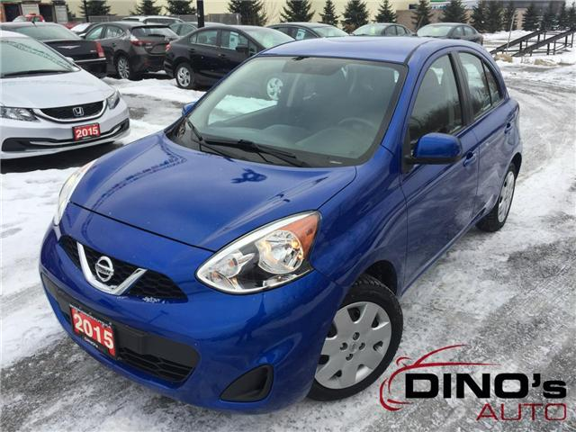 2015 Nissan Micra S (Stk: 229347) in Orleans - Image 1 of 24
