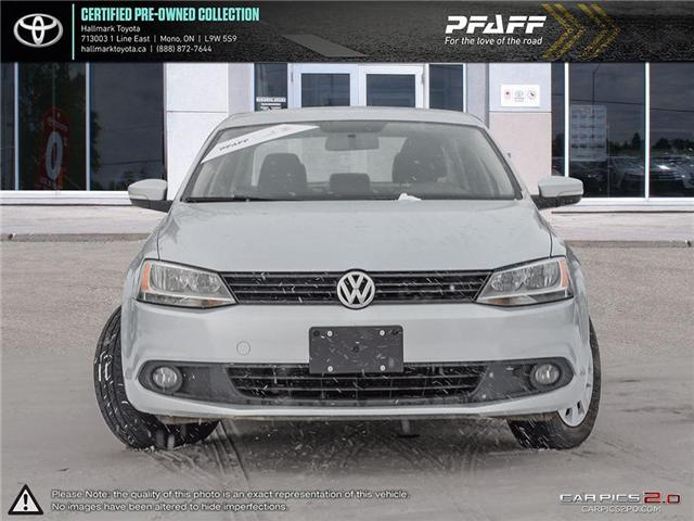 2014 Volkswagen Jetta Trendline plus 2.0 TDI 6sp DSG at w/ Tip (Stk: HU4516) in Orangeville - Image 2 of 27