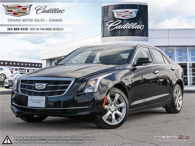 2015 Cadillac ATS 2.0L Turbo Luxury (Stk: 12305A) in Oshawa - Image 1 of 33