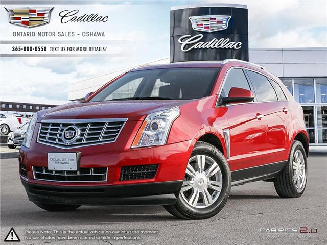 2015 Cadillac SRX Luxury (Stk: 174863A) in Oshawa - Image 1 of 33