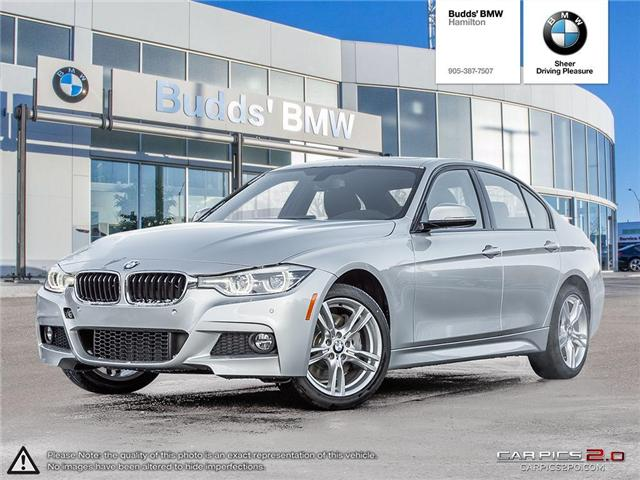 2018 BMW 330i xDrive (Stk: B77896) in Hamilton - Image 1 of 27