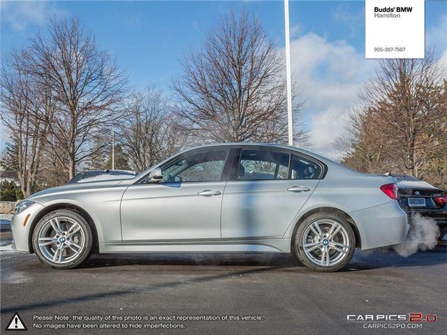 2018 BMW 330i xDrive (Stk: B77896) in Hamilton - Image 3 of 27