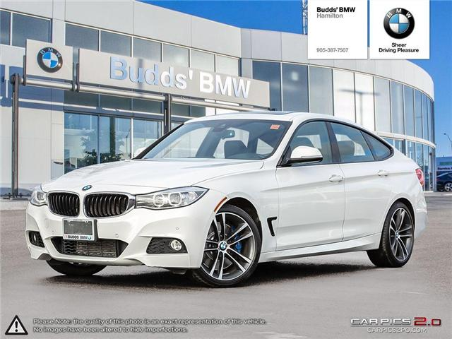 2015 BMW 335i xDrive Gran Turismo (Stk: B39649PA) in Hamilton - Image 1 of 27