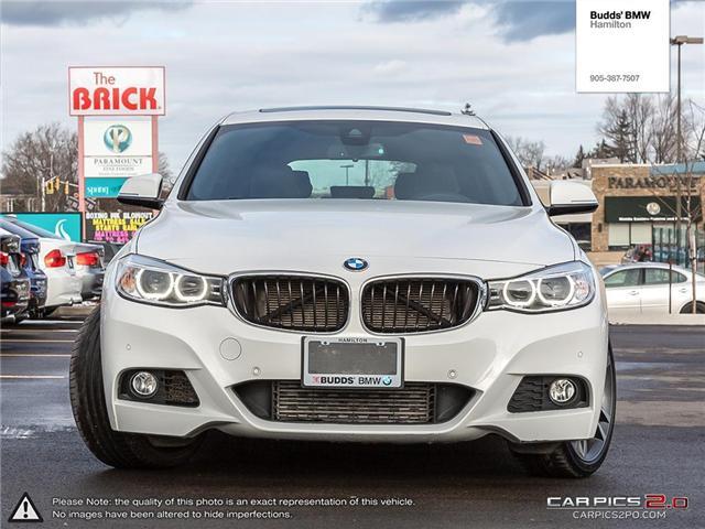 2015 BMW 335i xDrive Gran Turismo (Stk: B39649PA) in Hamilton - Image 2 of 27