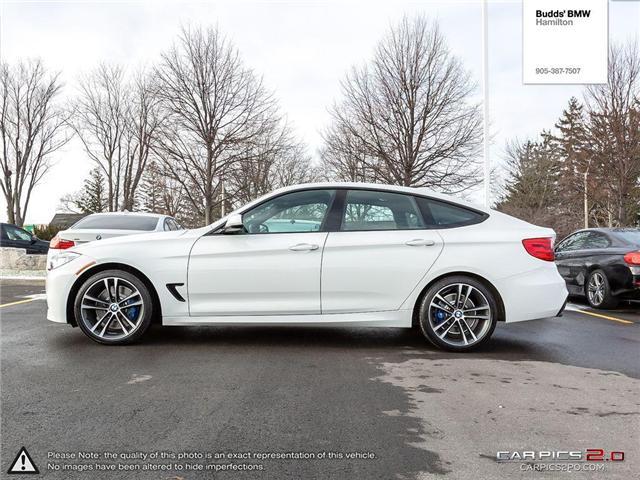 2015 BMW 335i xDrive Gran Turismo (Stk: B39649PA) in Hamilton - Image 3 of 27