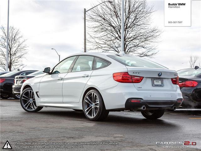 2015 BMW 335i xDrive Gran Turismo (Stk: B39649PA) in Hamilton - Image 4 of 27